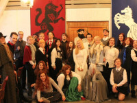 Swedish Harry Potter Larp Yggdrasil