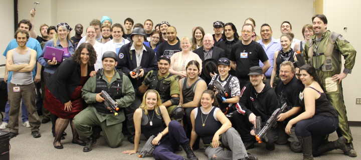Nordic Style Battlestar Galactica Larp in the US