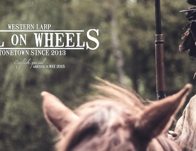 Hell on Wheels – Experience the Wild West