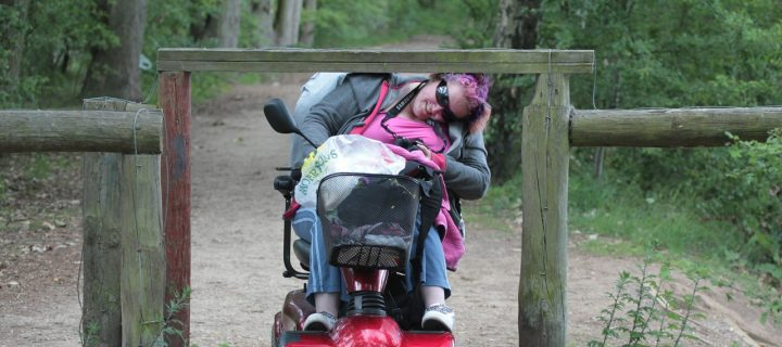 The Absence of Disabled Bodies in Larp