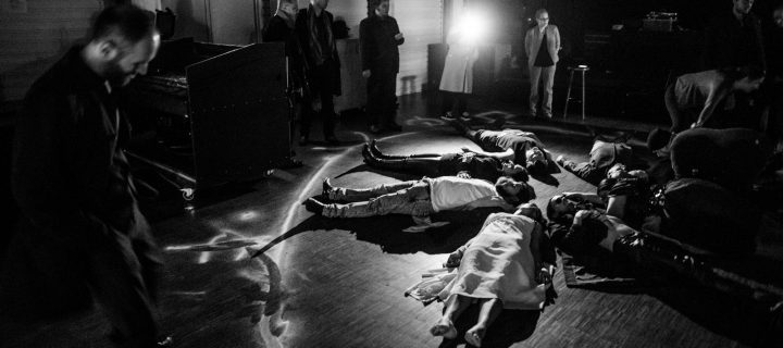 Lobbying for the Dead – Vampire larp at the European Parliament